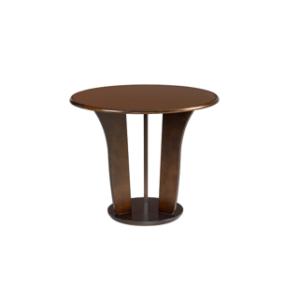 Custom 207  Fluted End Table