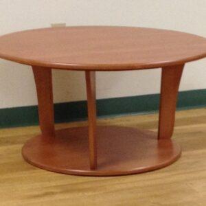 Custom 207  Fluted Coffee Table