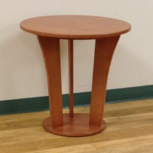 207 Series Fluted End Table