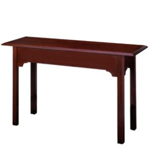 Chippendale: Sofa Table