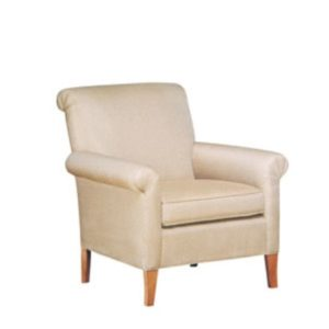 Lounge Chair Model 2485