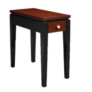 Urban Expressions: Chairside Table With Drawer