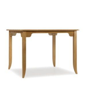 4 Leg Raised Apron Table