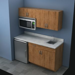 Custom Kitchenette