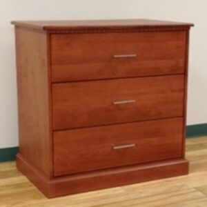 495 SERIES THREE DRAWER CHEST