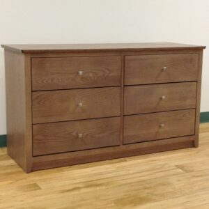 Custom 501 Six Drawer Dresser