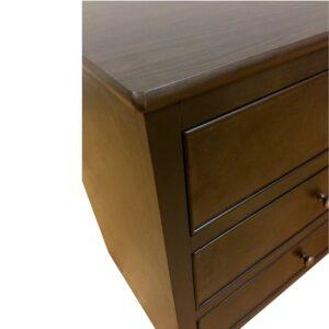 585 Series Corner Detail – From Left Side