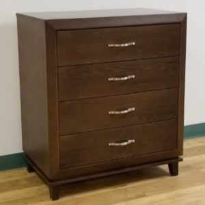 Custom Four Drawer Chest