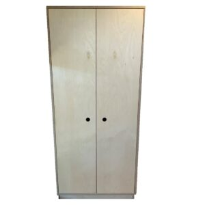 CUSTOM 621 DOUBLE DOOR WARDROBE