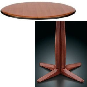 8150 Series Pedestal Base Table