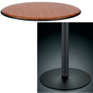 9100 Series Pedestal Base Table