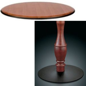 9150 Series Pedestal Base Table