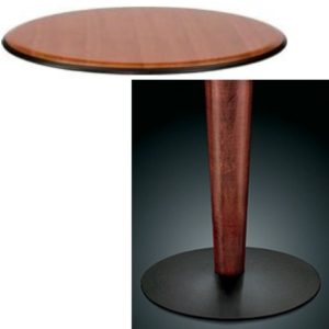 9151 Series Pedestal Base Table