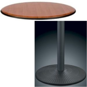 9300 Series Pedestal Base Table