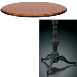 9500 Series Pedestal Base Table