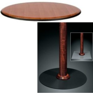 9953 Series Pedestal Base Table