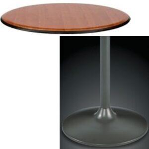 9980 Series Pedestal Base Table