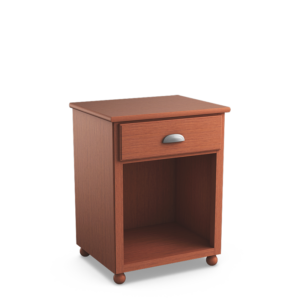 Aspen: Single Drawer Nightstand