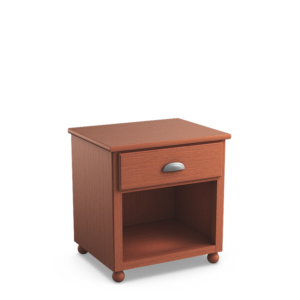 Aspen: Single Drawer Nightstand
