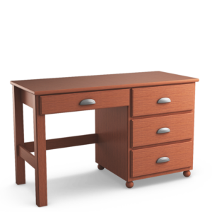 Aspen: Pedestal Desk