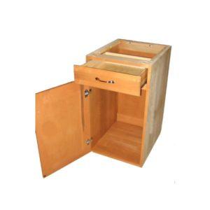 Custom Cabinet With Door & Drawer