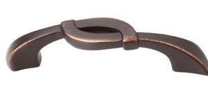 Bronze With Copper Handle #26