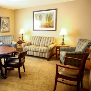 Country Meadows – Lounge Area – Lancaster, PA