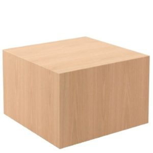 CUBE OCCASIONAL TABLE – NO BASE
