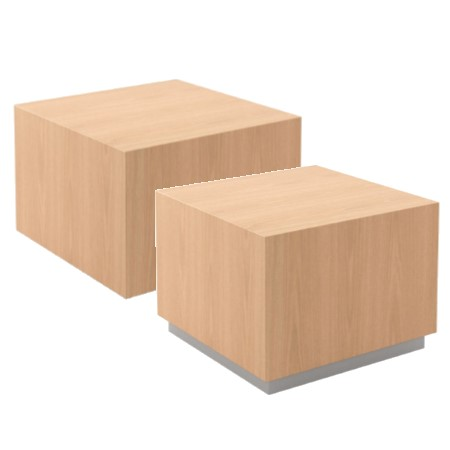CUBE OCCASIONAL TABLES