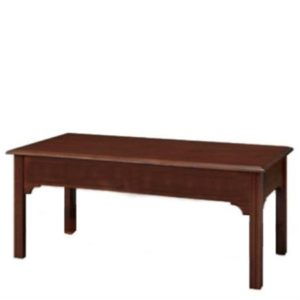 Chippendale: Rectangular Coffee Table