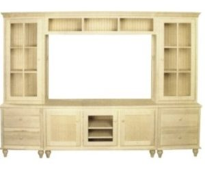 COTTAGE ENTERTAINMENT WALL UNIT