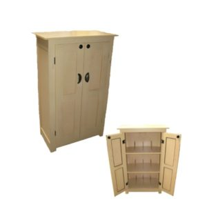 Custom Bookcase/Wardrobe