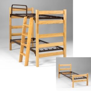 Custom Bunk Beds With Ladder