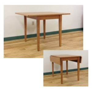 Custom Drop Leaf Table