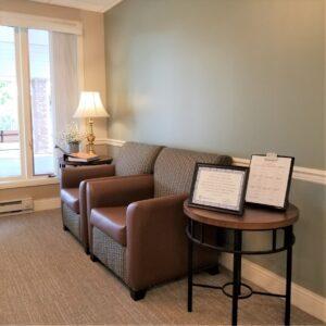 Diakon Senior Living – Ohesson Manor Lobby – Lewistown, PA