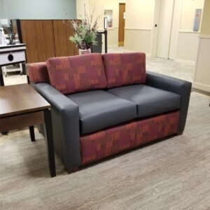 Diakon – Frey Village – Loveseat With Urban Expressions End Table