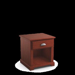 Georgetown: Single Drawer Nightstand