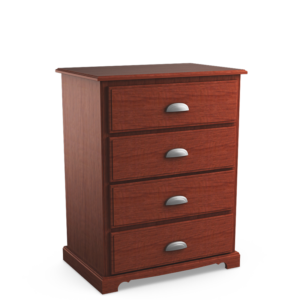 Georgetown: Four Drawer Chest