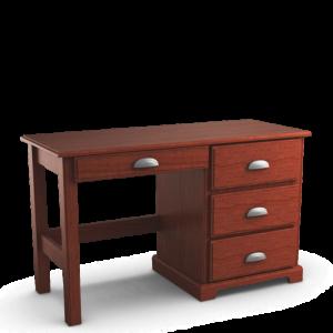 Georgetown: Pedestal Desk