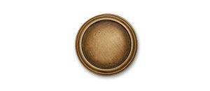 Gilded Bronze Knob #79