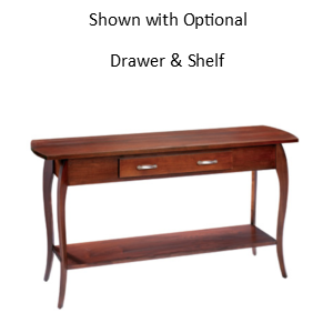 Harlo: Sofa Table