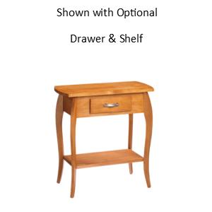 Harlo: Chairside Table