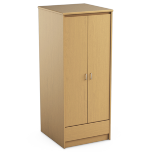 Huntington: Double Wardrobe With One Drawer