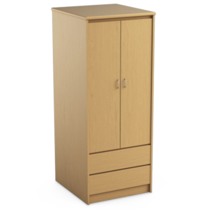 Huntington: Double Wardrobe With Two Drawers
