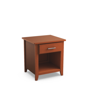 Kingston: Single Drawer Nightstand