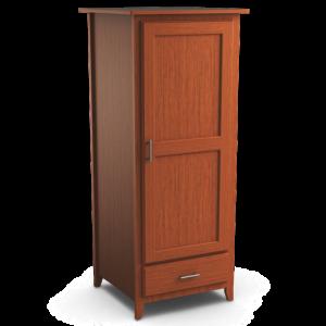 Kingston: Single Wardrobe With One Drawer