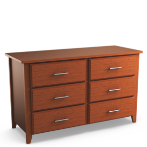 Kingston: Six Drawer Dresser
