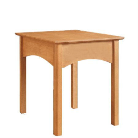 MILL CREEK RECT END TABLE No Drawer No Shelf