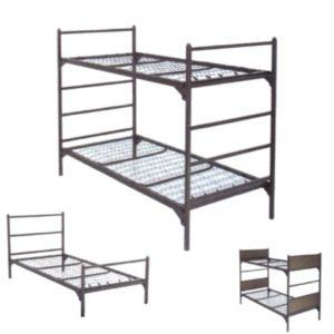 Metal Bunkable Bed