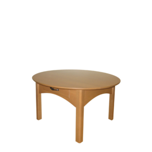 Mill Creek: Round Coffee Table With Drawer